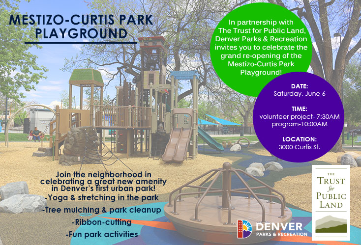 Mestizo-Curtis Park Clean Up – Groundwork Denver