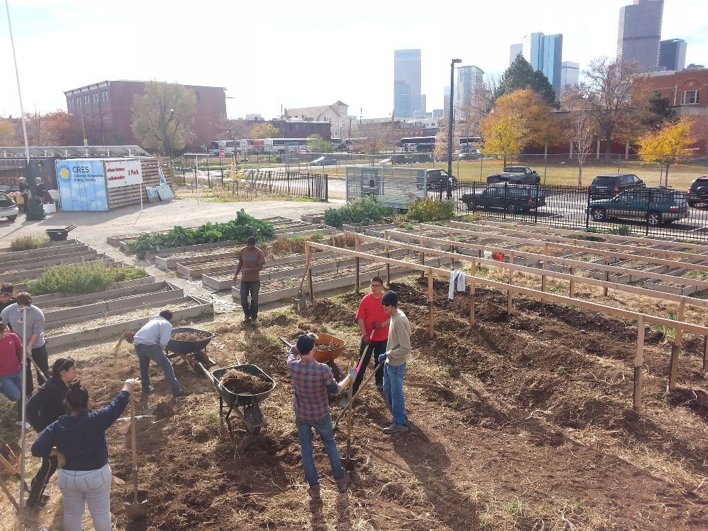 Our Friends Over At Sustainability Park, Produce Denver, Are Getting Ready  To Move Locations. On Saturday October 24th Theyu0027ll Need Help Preparing To  Move ...