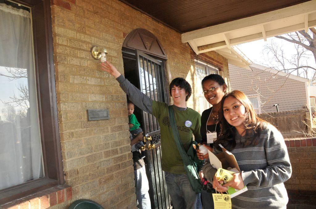 Porch Bulb Program
